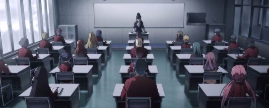 Classroom of the Elite 2