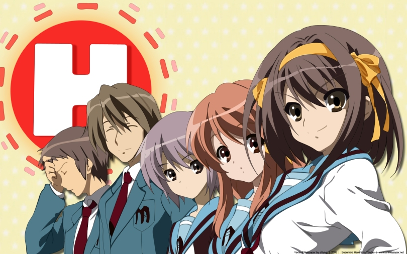 The melancholy of haruhi