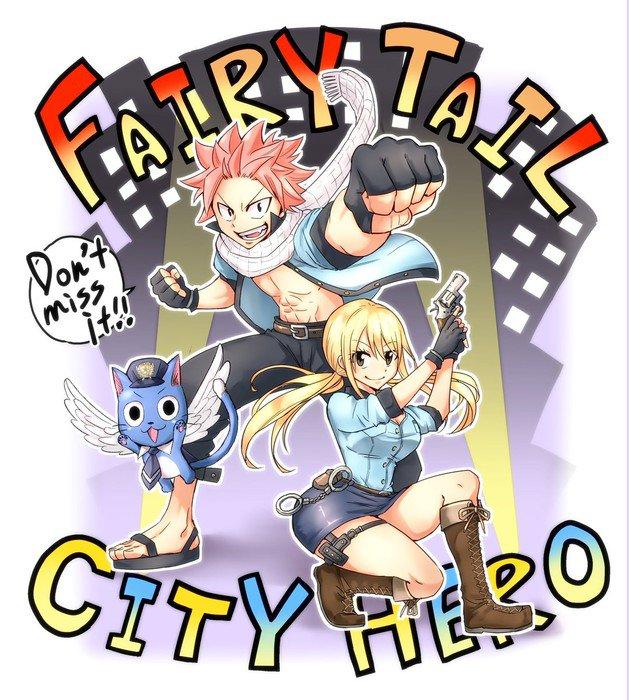 Fairy Tail Hero City