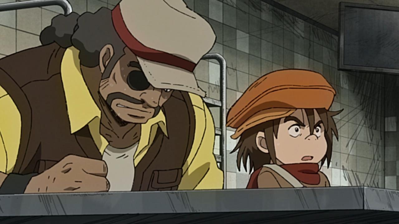 Sachio and Nanbu